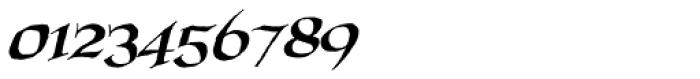 Quahog BB Bold Italic Font OTHER CHARS
