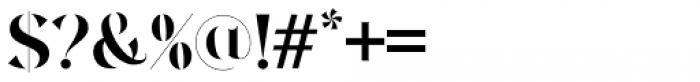 Quakiez Display Font OTHER CHARS