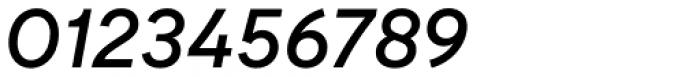 Qualion Oblique Demi Bold Font OTHER CHARS