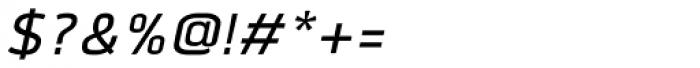 Quan Italic Font OTHER CHARS