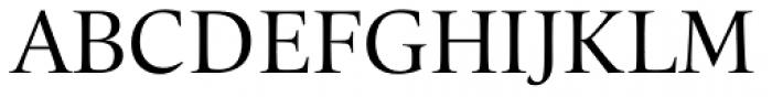 Quant Regular Font UPPERCASE