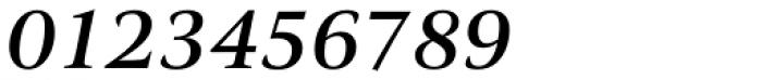 Quant Text Medium Italic Font OTHER CHARS