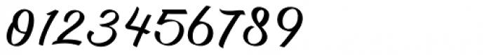 Quantia Regular Font OTHER CHARS