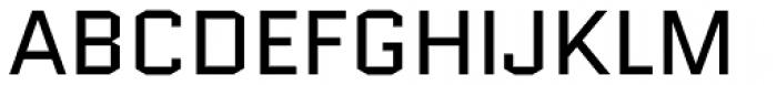 Quantico Font UPPERCASE
