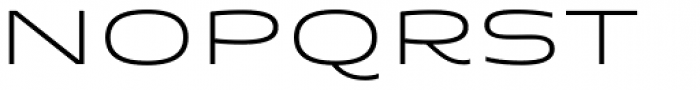 Quantum Latin Light Font UPPERCASE