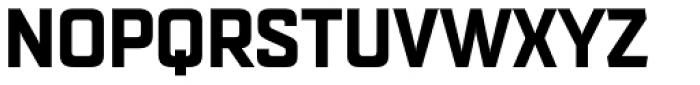 Quarca Bold Font UPPERCASE
