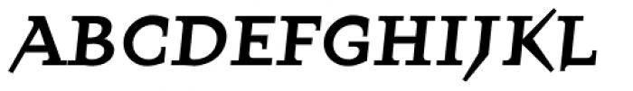 Quartet Smallcaps Bold Font UPPERCASE