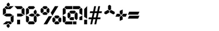 Quartz TS Bold Font OTHER CHARS