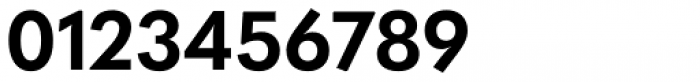 Quasimoda Bold Font OTHER CHARS