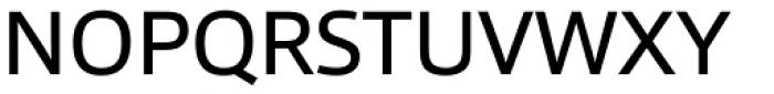 Qubo Font UPPERCASE