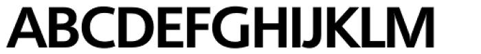 Quebec Serial ExtraBold Font UPPERCASE