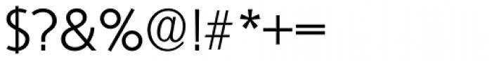 Quebec Serial Light Font OTHER CHARS