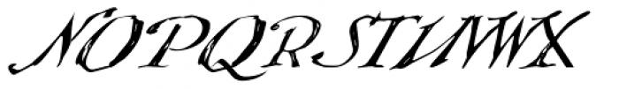 Queensland Font UPPERCASE