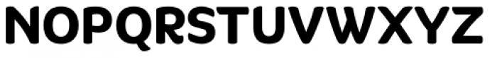 Quenda Bold Font UPPERCASE