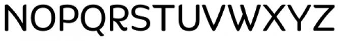 Quenda Regular Font UPPERCASE
