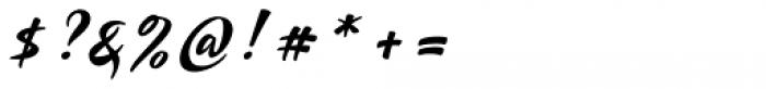 Quente Script Black Font OTHER CHARS