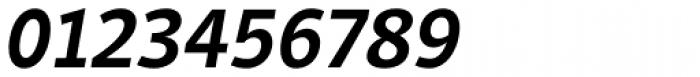 Quercus Sans Medium Italic Font OTHER CHARS