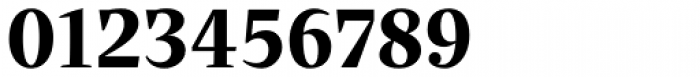 Quercus Serif Bold Font OTHER CHARS