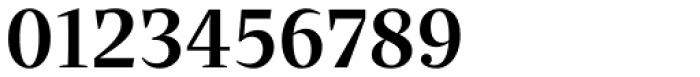 Quercus Serif Medium Font OTHER CHARS