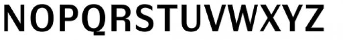 Query Medium Font UPPERCASE