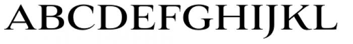 Questal SC Medium Font UPPERCASE