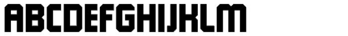 QueueBrick Closed Black Font UPPERCASE