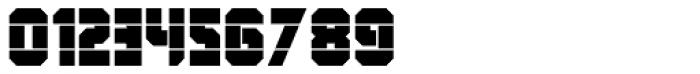 QueueBrick Open Ultra Font OTHER CHARS