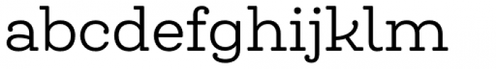 Queulat Alt Soft Regular Font LOWERCASE