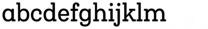 Queulat Cnd Soft Medium Font LOWERCASE
