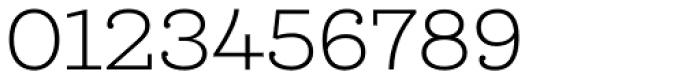 Queulat Light Font OTHER CHARS
