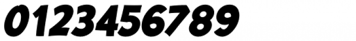 Quick Poster JNL Oblique Font OTHER CHARS