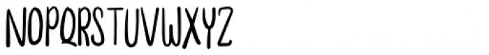 Quick Silver FS Regular Font UPPERCASE