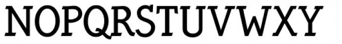QuickType Medium Font UPPERCASE