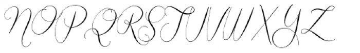 Quickier Pro Font UPPERCASE
