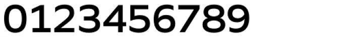 Quiet Sans Semi Bold Font OTHER CHARS