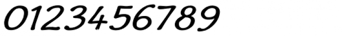 Quiffed Bold Expand Oblique Font OTHER CHARS