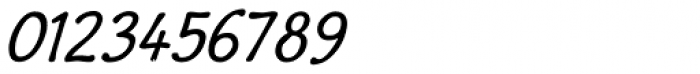 Quiffed Bold Oblique Font OTHER CHARS