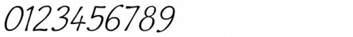 Quiffed Oblique Font OTHER CHARS