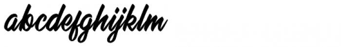 Quillain Regular Font LOWERCASE