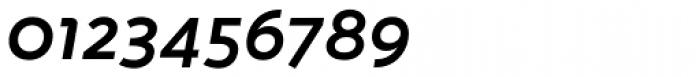 Quinoa Bold Italic Font OTHER CHARS