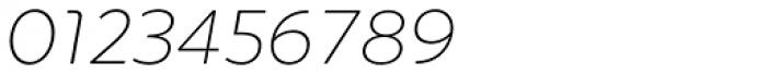 Quinoa Round Italic Font OTHER CHARS