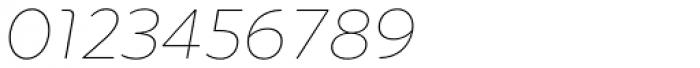 Quinoa Round Light Italic Font OTHER CHARS