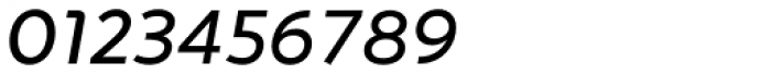 Quinoa Round Semibold Italic Font OTHER CHARS
