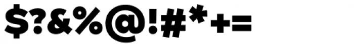 Quinoa SC Black Font OTHER CHARS