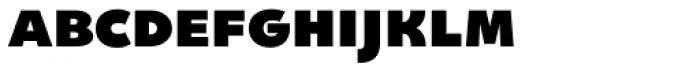 Quinoa SC Black Font LOWERCASE