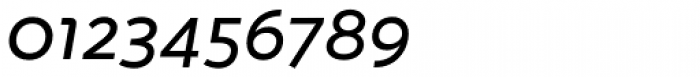 Quinoa Semibold Italic Font OTHER CHARS
