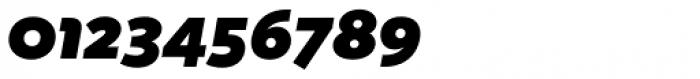 Quinoa Text Black Italic Font OTHER CHARS