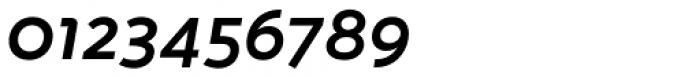 Quinoa Text Bold Italic Font OTHER CHARS