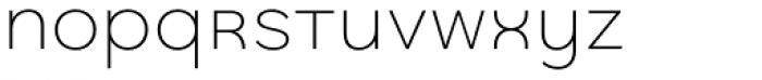 Quinoa Unicase Regular Font LOWERCASE