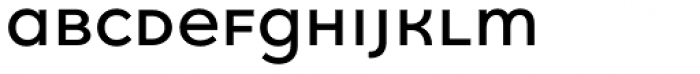 Quinoa Unicase Semibold Font LOWERCASE